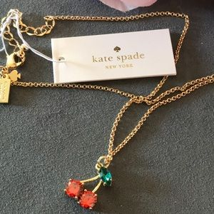 Kate Spade MA CHERRIE Necklace